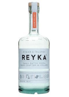водка Reyka в Duty Free купить с доставкой в Санкт-Петербурге