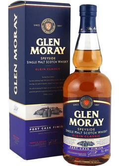 виски Glen Moray Classic Port Cask Finish в Duty Free купить с доставкой в Санкт-Петербурге