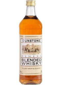 виски Dunstone Finest Blended в Duty Free купить с доставкой в Санкт-Петербурге