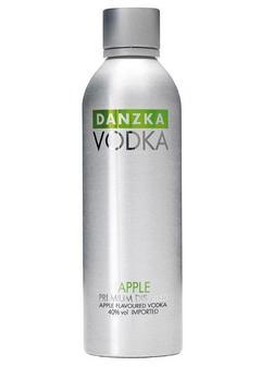 водка Danzka Apple в Duty Free купить с доставкой в Санкт-Петербурге