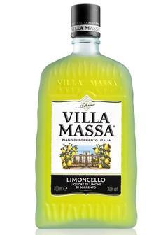 ликер Limoncello Villa Massa в Duty Free купить с доставкой в Санкт-Петербурге
