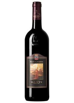 вино Brunello di Montalcino DOCG 2011 в Duty Free купить с доставкой в Санкт-Петербурге