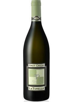 вино Pinot Grigio La Tunella в Duty Free купить с доставкой в Санкт-Петербурге