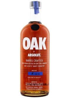 водка Absolut Oak в Duty Free купить с доставкой в Санкт-Петербурге