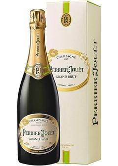 шампанское Perrier-Jouët Grand Brut в Duty Free купить с доставкой в Санкт-Петербурге