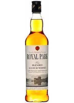 виски Royal Park Whisky в Duty Free купить с доставкой в Санкт-Петербурге