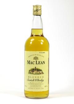 виски MacLean Whisky в Duty Free купить с доставкой в Санкт-Петербурге