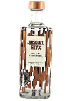 Absolut Elyx (Абсолют Эликс) купить с доставкой в Санкт-Петербурге из duty free (Finland)
