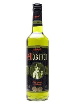 абсент Mr. Jekyll Absinth в Duty Free купить с доставкой в Санкт-Петербурге