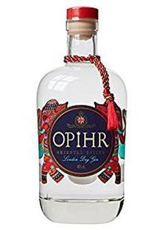 джин Opihr Oriental Spiced Gin в Duty Free купить с доставкой в Санкт-Петербурге