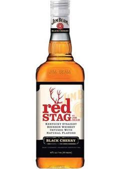 виски Jim Beam Red Stag-0,7 л в Duty Free купить с доставкой в Санкт-Петербурге