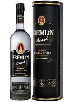 водка Kremlin Award в Duty Free купить с доставкой в Санкт-Петербурге