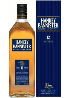 виски Hankey Bannister 12 Y.O. в Duty Free купить с доставкой в Санкт-Петербурге
