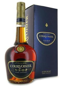 коньяк Courvoisier VSOP синий в Duty Free купить с доставкой в Санкт-Петербурге
