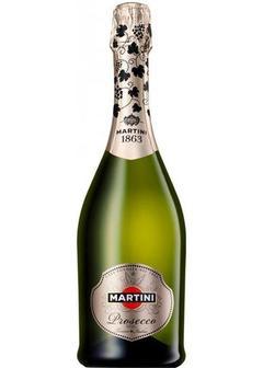 игристое вино Martini Prosecco DOC в Duty Free купить с доставкой в Санкт-Петербурге