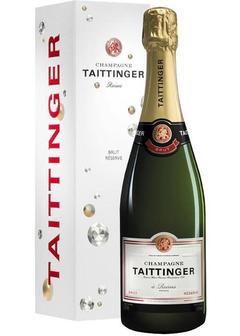 шампанское Tattiger Brut Reserve в Duty Free купить с доставкой в Санкт-Петербурге