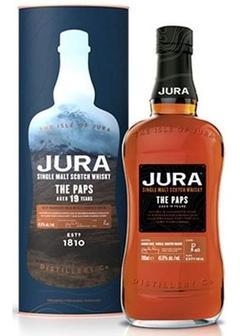 виски Isle of Jura The Paps в Duty Free купить с доставкой в Санкт-Петербурге