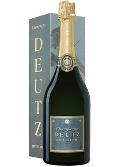 шампанское Deutz, Brut Classic, in gift box в Duty Free купить с доставкой в Санкт-Петербурге