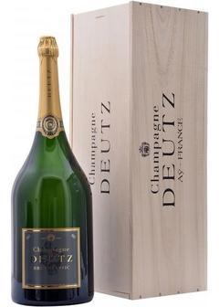 шампанское Deutz, Brut Classic, in wooden box 3л в Duty Free купить с доставкой в Санкт-Петербурге