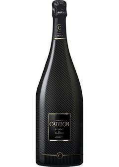 шампанское Cuvee Carbon, Blanc de Blancs Grand Cru, in gift box 1,5л в Duty Free купить с доставкой в Санкт-Петербурге