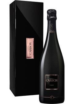 шампанское Cuvee Carbon, Rose Brut, in gift box 1,5л в Duty Free купить с доставкой в Санкт-Петербурге