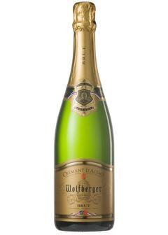 игристое вино Wolfberger, Cremant d'Alsace Brut в Duty Free купить с доставкой в Санкт-Петербурге