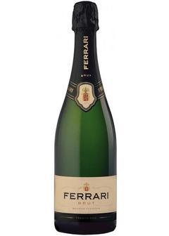 игристое вино Ferrari, Brut в Duty Free купить с доставкой в Санкт-Петербурге
