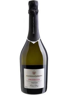 игристое вино Maschio di Cavalieri Prosecco Extra Dry в Duty Free купить с доставкой в Санкт-Петербурге
