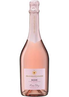 игристое вино Maschio dei Cavalieri Rose Extra Dry в Duty Free купить с доставкой в Санкт-Петербурге