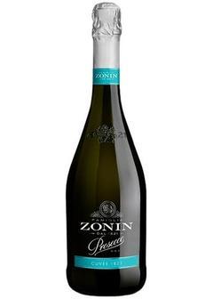 игристое вино Zonin, Prosecco Brut в Duty Free купить с доставкой в Санкт-Петербурге
