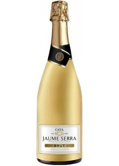 игристое вино Cava Jaume Serra Brut в Duty Free купить с доставкой в Санкт-Петербурге
