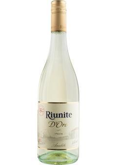 игристое вино Riunite, D'Oro в Duty Free купить с доставкой в Санкт-Петербурге
