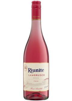 игристое вино Riunite, Lambrusco Rose в Duty Free купить с доставкой в Санкт-Петербурге