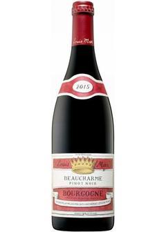 вино Louis Max, Bourgogne Pinot Noir Beaucharme 2015 в Duty Free купить с доставкой в Санкт-Петербурге