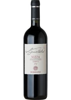 вино Bersano, Nizza Generala Riserva 2014 в Duty Free купить с доставкой в Санкт-Петербурге
