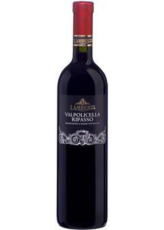 вино Lamberti, Valpolicella Ripasso 2017 в Duty Free купить с доставкой в Санкт-Петербурге