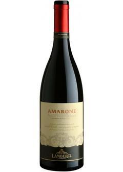 вино Lamberti, Amarone della Valpolicella 2012 в Duty Free купить с доставкой в Санкт-Петербурге