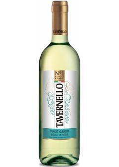 вино Tavernello Pinot Grigio delle Venezie, Veneto в Duty Free купить с доставкой в Санкт-Петербурге