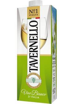 вино Tavernello Bianco, Tetra Pak 1,0л в Duty Free купить с доставкой в Санкт-Петербурге