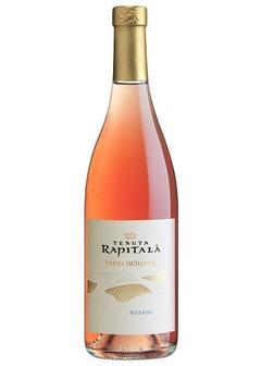 вино Rapitala Rosato 2017 в Duty Free купить с доставкой в Санкт-Петербурге