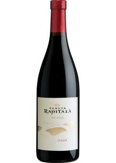 вино Rapitala Syrah 2017 в Duty Free купить с доставкой в Санкт-Петербурге