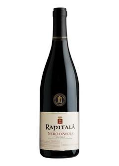 вино Rapitala Nero d`Avola 2017 в Duty Free купить с доставкой в Санкт-Петербурге