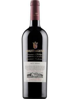 вино Marques de Grinon, Petit Verdo, 2014 в Duty Free купить с доставкой в Санкт-Петербурге