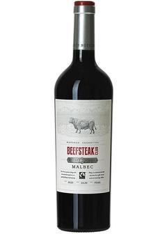 вино Beefsteak Club Estate Bottled Malbec, 2015 в Duty Free купить с доставкой в Санкт-Петербурге