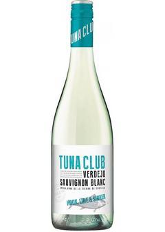 вино Tuna Club Verdejo Sauvignon Blanc, 2017 в Duty Free купить с доставкой в Санкт-Петербурге