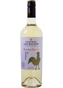 вино Chateau Los Boldos, Tradition Reserve Sauvignon Blanc, 2018 в Duty Free купить с доставкой в Санкт-Петербурге