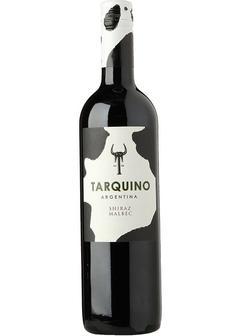 вино Tarquino Malbec - Shiraz, Mendoza в Duty Free купить с доставкой в Санкт-Петербурге