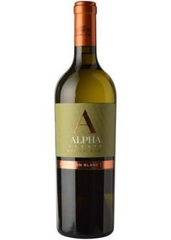 вино Alpha Estate, Sauvignon Blanc, Macedonia, 2018 в Duty Free купить с доставкой в Санкт-Петербурге
