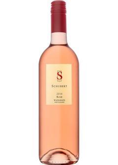 вино Schubert, Rose, 2017 в Duty Free купить с доставкой в Санкт-Петербурге