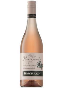 вино Boschendal, The Rose Garden, 2017 в Duty Free купить с доставкой в Санкт-Петербурге